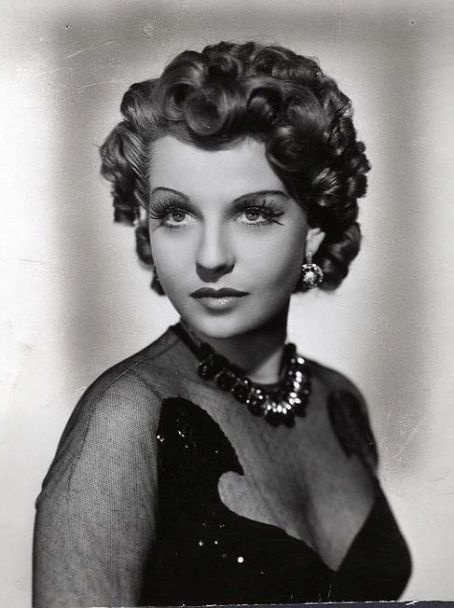 Betty Field of the 30's, 40's
