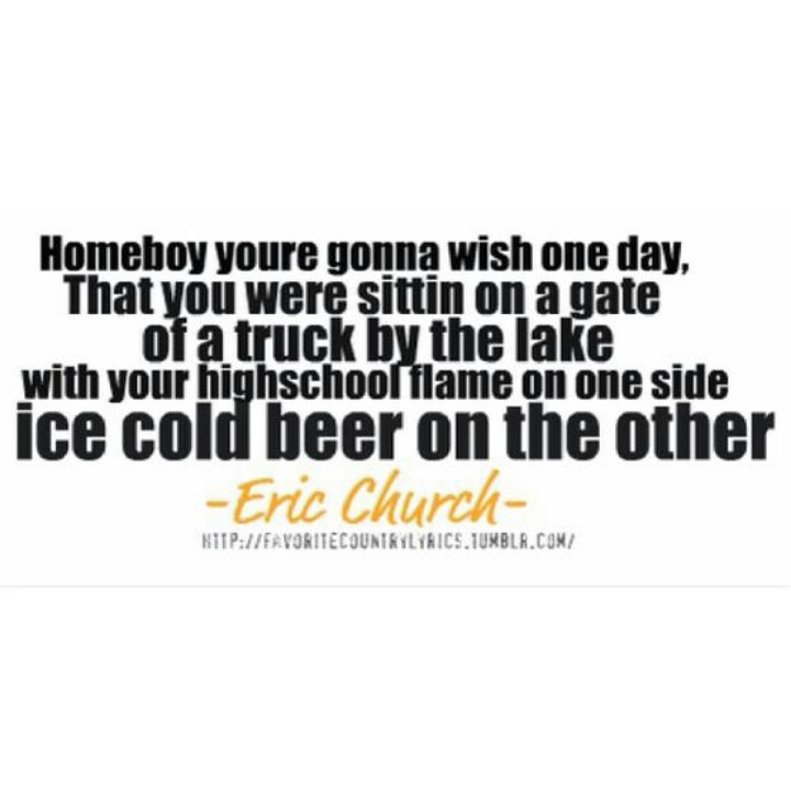 Homeboy Quotes: Eric Church Quotes About Life. QuotesGram