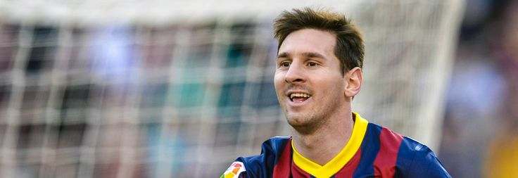 Lionel Messi # 10 | posición: Delantero, Edad: 27, L.Nacimiento: Rosario, Altura/Peso: 1.69 m/67 kg | Getty Images
