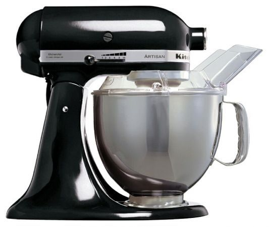 KitchenAid Artisan Stand Mixer - Yuppiechef - on my kitchen counter :-)
