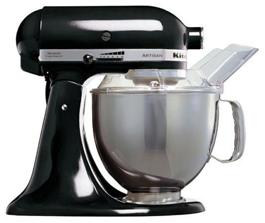 KitchenAid Artisan Stand Mixer - Yuppiechef - on my kitchen counter :-)