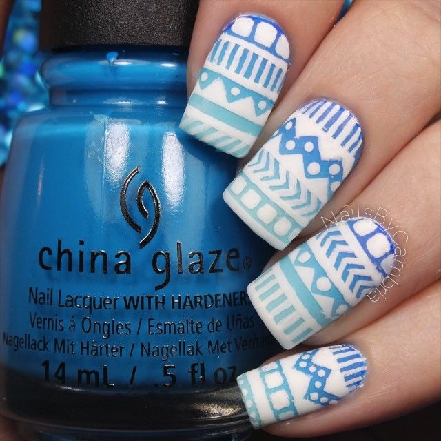 Beyond A Manicure The Best Nail Art Salons To Try In Nyc: Best 20+ Chevron Acrylic Nails Ideas On Pinterest