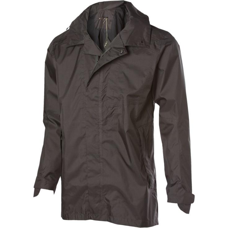 NAU Succinct Trench Coat - Men's | Backcountry.com