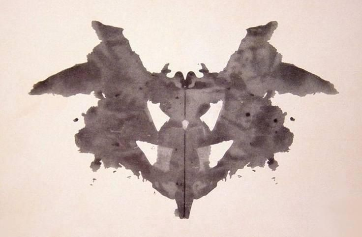La finalidad del test de Rorschach es evaluar la personalidad a través de la interpretación de 10 láminas en las que aparecen figuras simétricas.