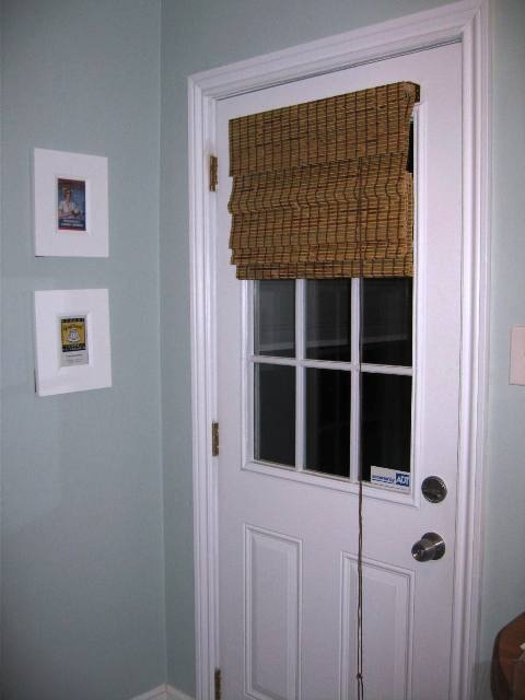 1000 images about curtains on pinterest window linen for Blinds for front window