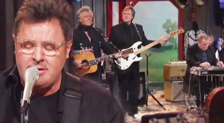 Country Music Lyrics - Quotes - Songs Vince gill - Vince Gill - I Can't Be Myself Around You (Live Merle Haggard Cover) (WATCH) - Youtube Music Videos http://countryrebel.com/blogs/videos/18977891-vince-gill-i-cant-be-myself-around-you-live-merle-haggard-cover-watch