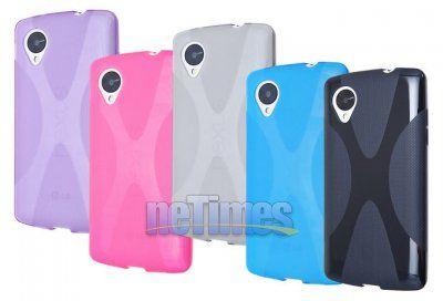 New X Soft Jelly Case for Google Nexus 5 : neTimes.com, Smartphones Accessories