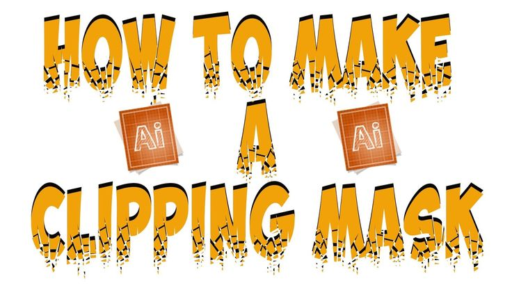 How to use Illustrator's clipping mask and compound path tools | Multimedia Notes