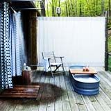 Although viewed as a luxury by many, outdoor showers need not cost an arm and a leg. More: http://www.privateproperty.co.za/news/property-tips/shower-under-the-stars.htm?id=2224