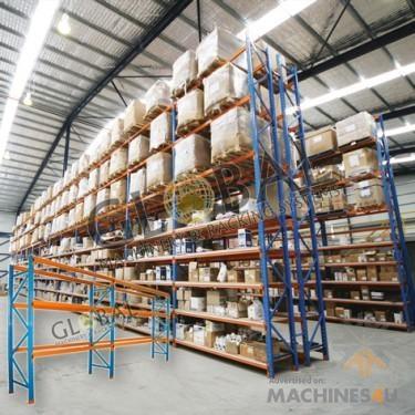 Global Machinery Global Pallet Racking Shelving Storage BEST PRICES - http://www.machines4u.com.au/browse/Material-Handling/Racking-Shelving-Storage-322/Racking-1473/