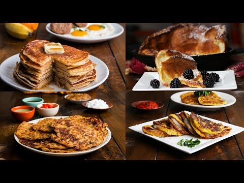 7 Pancakes From Around The World - YouTube