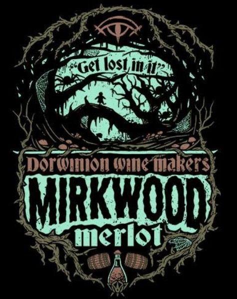 Mirkwood tshirt