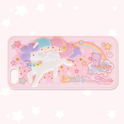 【2013.05.22】【Rainbow】iPhone5 Case (¥1,890) ★Little Twin Stars★