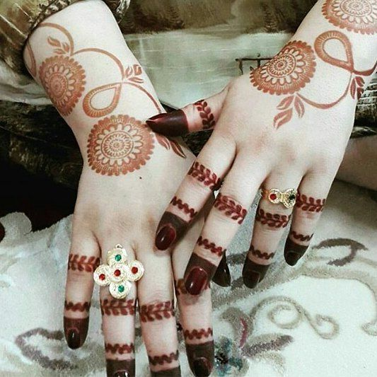 dm for henna bookings