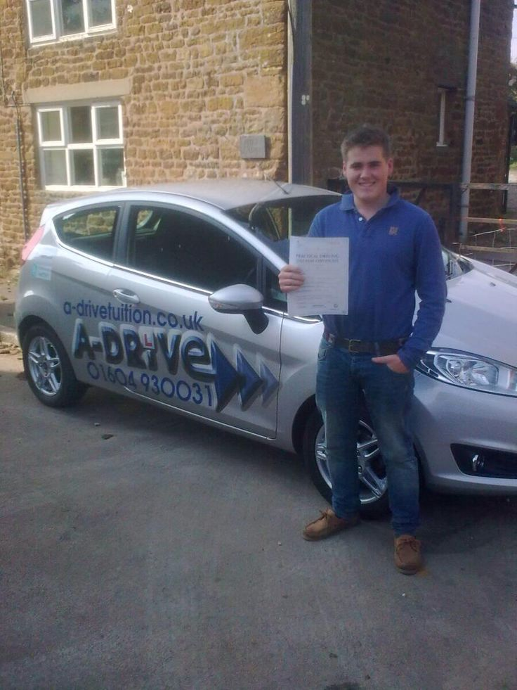 "1ST TIME DRIVING TEST PASS ALERT!!!!!  www.adrivetuition.co.uk. Yet another 1st time practical driving test pass courtesy of Geoff French. Congratulations to Joe Hopcraft of Moulton College who achieved this 22/9/14 with only 5 minor driving faults at Northampton Driving Test Centre.   Northants Driving.   Joe said ""Geoff was a very helpful instructor and put me at ease and I felt really confident on my test day. Would definitely recommend. Thanks Geoff"""