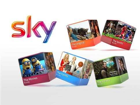 Enjoy the sky TV around the year with half price subscription price to a choice of great TV and broadband packages from Sky.