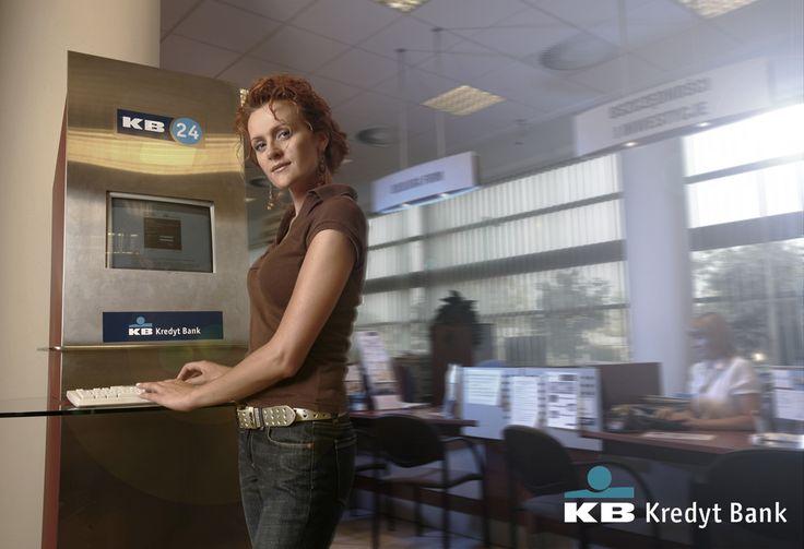 Kredyt Bank oddział. Klient: Grupa KBC. www.pawelkrzywicki.com