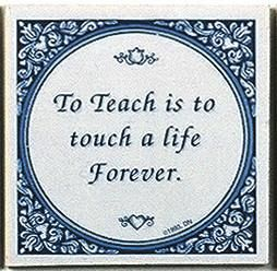 Tile Quotes: Touch Life Forever