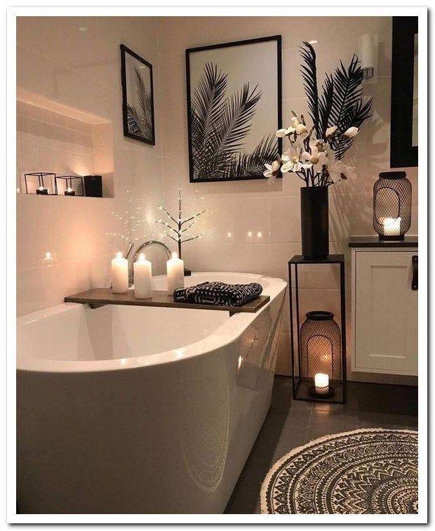 58 Inspiring Bathroom Decorations You