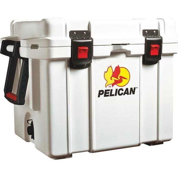 Pelican 32-35Q-MC-WHT ProGear Elite Marine Cooler (Model 35QT; 35 Quart)