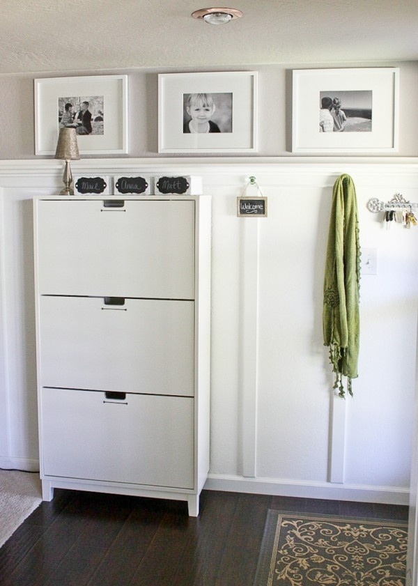 29 Best Images About Ikea On Pinterest Entryway Board