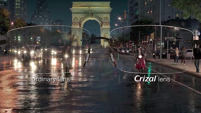 No-Glare Lenses | Anti-Reflective Lenses | Crizal Lenses ...