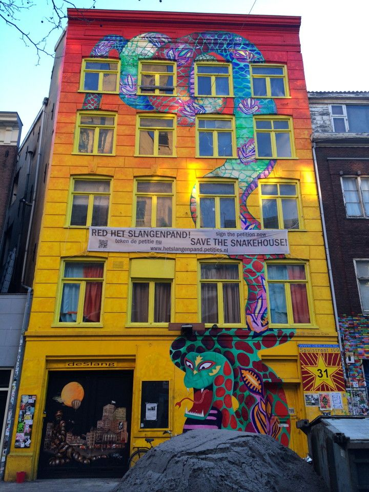 10 Things to do in Amsterdam The