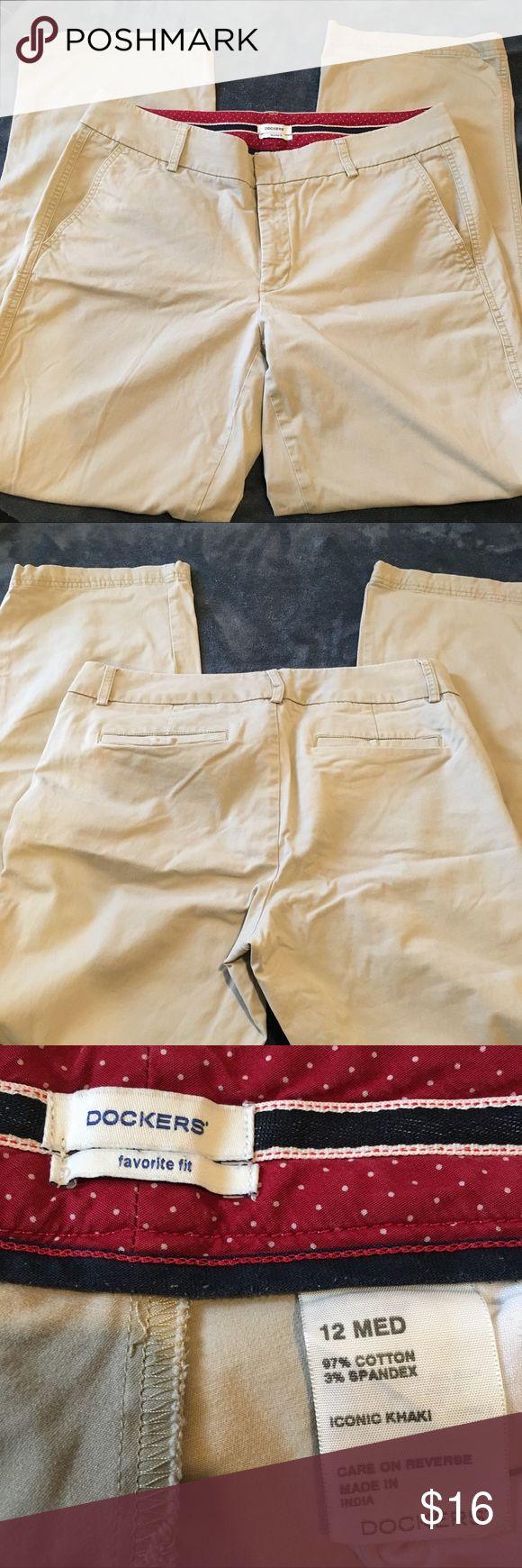 Dockers women's khaki pants Dockers women's khaki pants Dockers Pants Trousers