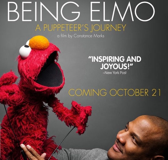Being Elmo: A Puppeteer's Journey: The inspiring  and joyous story of Kevin Clash, the creator of Elmo, who realized his boyhood dream to become a world class puppeteer with the Muppet Show starring Kevin Clash and Whoopi Goldberg. Thanks to @Elizabeth Silbermann : )   For everyone!   #Being_Elmo #Movies #Kevin_Clash #Whoopi_Goldberg  http://beingelmo.com/