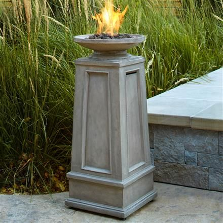 1000 Images About Real Flame Fire Pits On Pinterest
