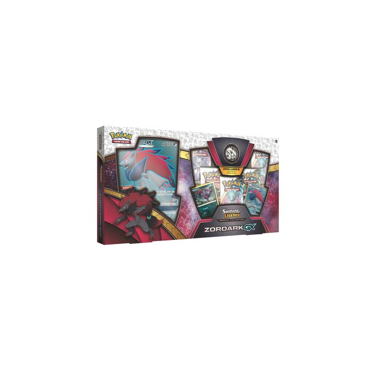 Pokemon Zoroark GX Box Trading Cards