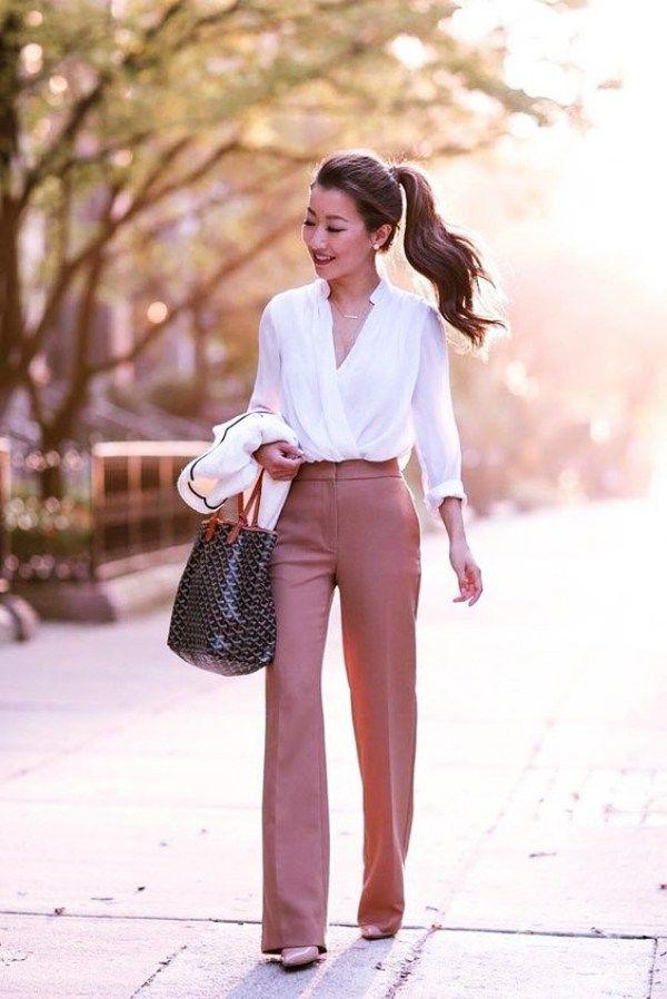 e34102853a8db 40 einfache und sexy Arbeitskleidung für junge Frauen   Fashion ...