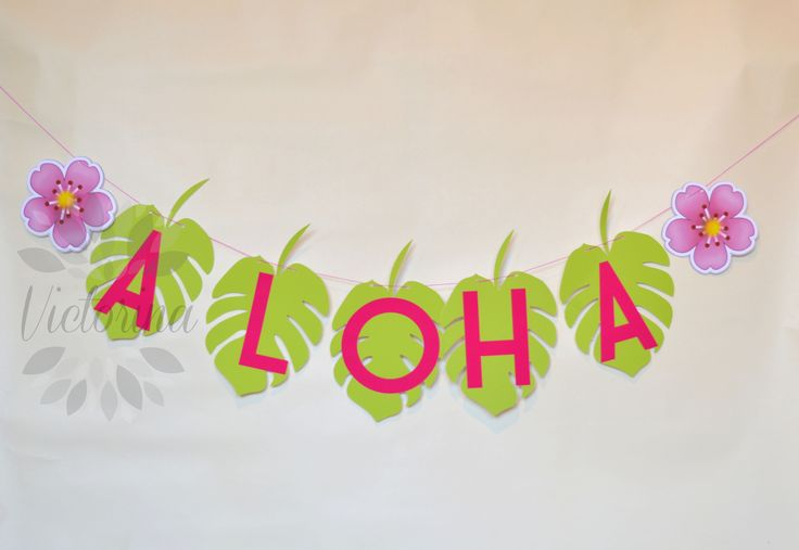 #hawaiian #aloha
