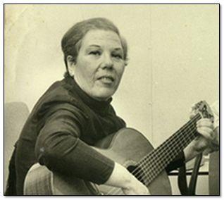 Rosa Balistreri - Interprete della tradizione popolare siciliana