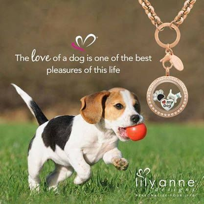The love of a dog is the best.... #lilyannedesigns #lisaslockets #lisaslocketsandcharms #love #dog #puppy