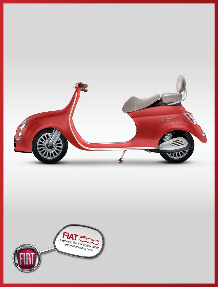 Fiat 500: ekstremalnie niskie zużycie paliwa i koszty utrzymania