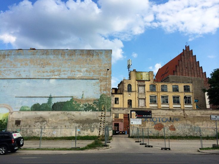 Wroclaw  Street art