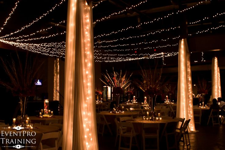 12 Best Images About Lighted Column Ideas On Pinterest Hanging Lights Tent Poles And Mars