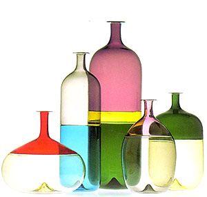 Tapio Wirkkala's Murano Vases for Venini made in 1966