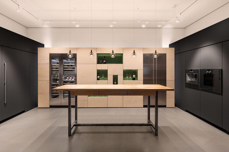 ceiling: Più alto 3d | pendular: Divo sospeso || Kitchen: Gaggenau