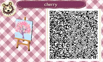 A beautiful cherry blossom tree design~ (remember I did not make this design)