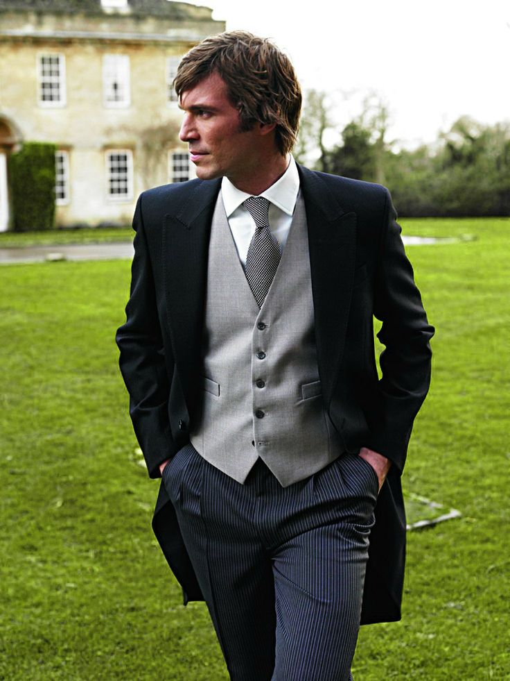 Three Piece Wedding Suit English Style B Payne Memorial Auditorium Special Events