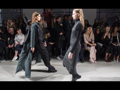 Valentin Yudashkin | Fall Winter 2017/2018 Full Fashion Show | Exclusive - YouTube