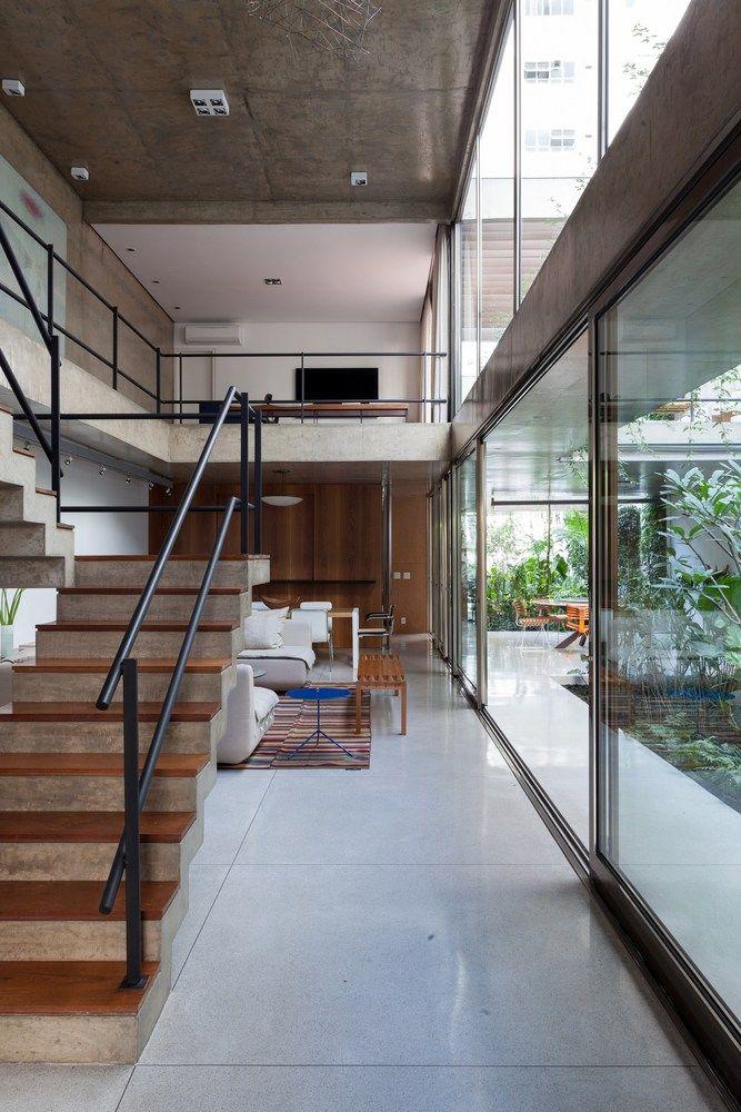 -  Galeria de Casa Jardins / CR2 Arquitetura - 3