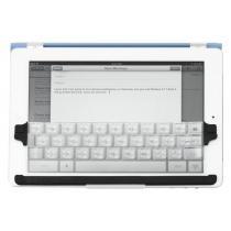 Touchfire - Screen-top Keyboard