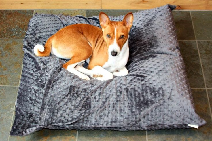 Dog Bed Cover - Dimple, Charcoal