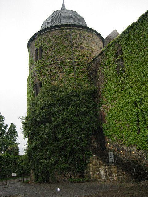 """The """"Sleeping Beauty"""" Castle in Kassel, Germany"""