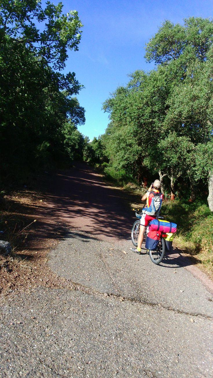 Giro della Sardegna 2015 Cuglieri