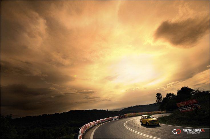 Racing evening