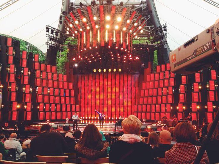 Dzień 3 - Prywatka w Operze Leśnej